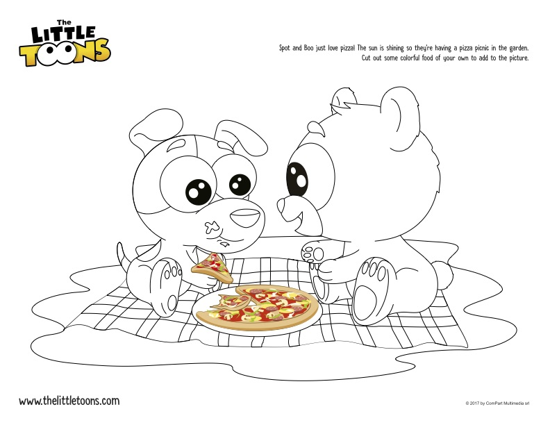 Happy Spot - Friv Free Coloring Pages For Children - Miscellaneous ... | 612x792